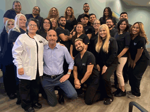 Dr. Zak Dental Team In San Diego