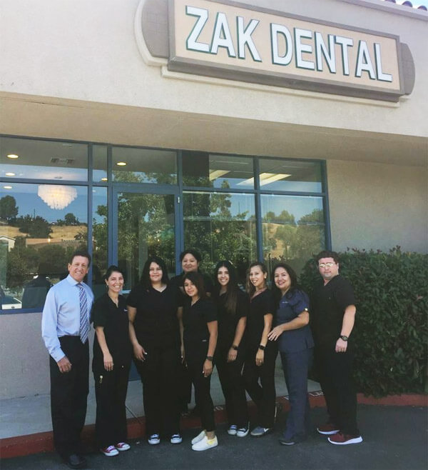 Dr. Zak Dental Team in Agoura Hills