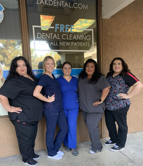 Dr. Zak Dental Team In San Dimas