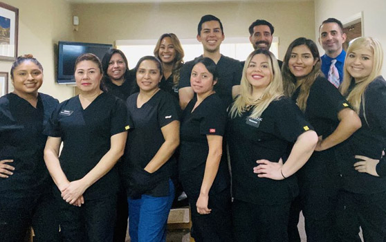 Dr. Zak Dental Team In North Park