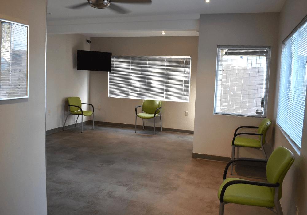 Zak Dental Waiting Room